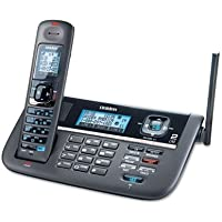 Uniden DECT4086  2 line DECT 6.0 Technology 1.9GHz Cordless Phone with Digital Answering System