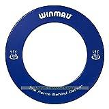 New Winmau Dart Board Surrounds (Blue)