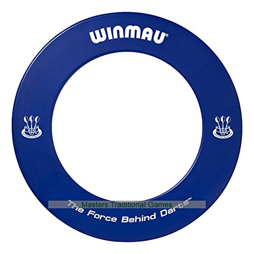 New Winmau Dart Board Surrounds (Blue)