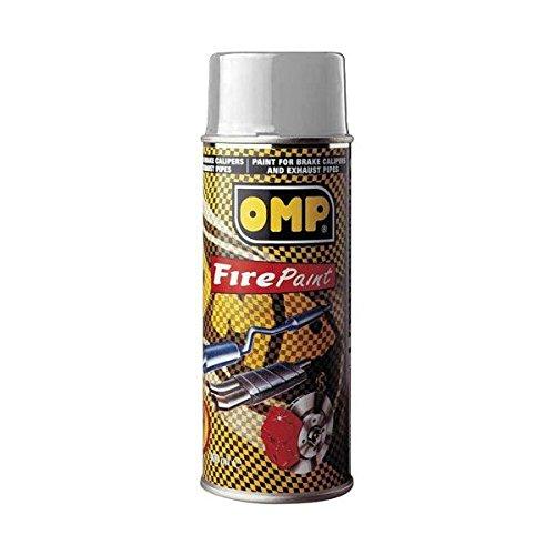 OMP OMPPC02001000003 Pintura Pinzas Plata, Argent