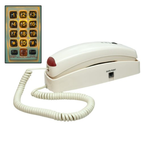 Trimline 27.5dB Amplified Phone with Ring Signaller