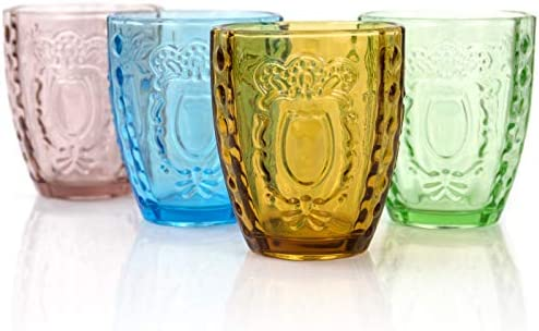 Drinking Glasses Glasseare Multicolor Christmas product image