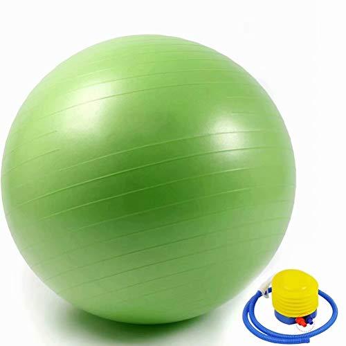 YANGHUI Ballon de Fitness-Balle de Gymnastique-Balle de Pilates-Ballon Gym pour l'exercice, Yoga, la Formation de…