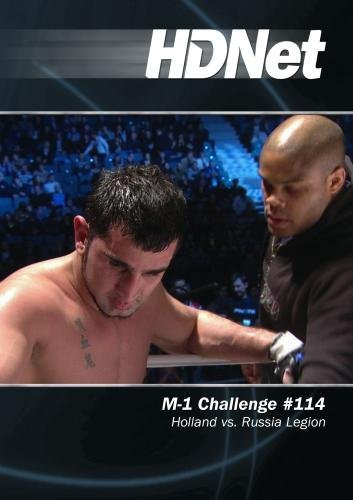 M-1 Challenge #114: Holland vs. Russia Legion by HDNet
