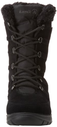 Kamik Womens Boston Snow Boot Nero