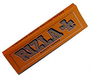 5 Packets Rizla Liquorice Cigarette - Tobacco Rolling Papers