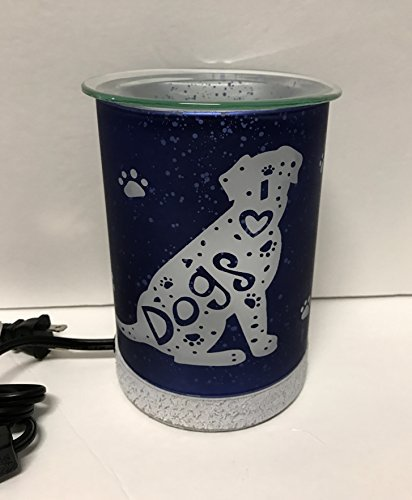 NEW Scentsy Warmer - I Heart Dogs by Scentsy