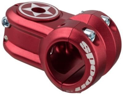 Spnk Löffel Vorbau 40 mm rd rot 31.8 mm von Spank