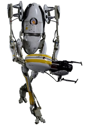 3A x VALVe Portal 2 P-Body 1:6 Scale Light-Up Figure