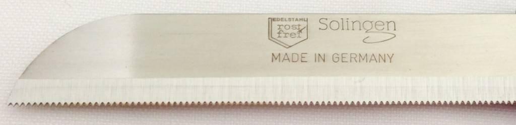 Compra Solingen 6X Cuchillo Mady en Alemania Cuchillo ...