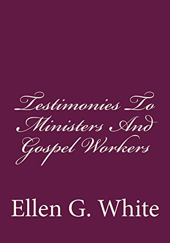 Testimonies to ministers and gospel workers kindle edition by testimonies to ministers and gospel workers by white ellen fandeluxe Gallery