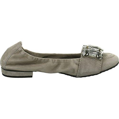 Kennel & Schmenger 51.10630.487 - Bailarinas para mujer gris