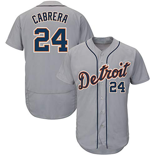 - PGONENET_Men/Women/Youth_Miguel_Cabrera_Road_Gray_Flex_Base_Authentic_Collection_Player_Jersey