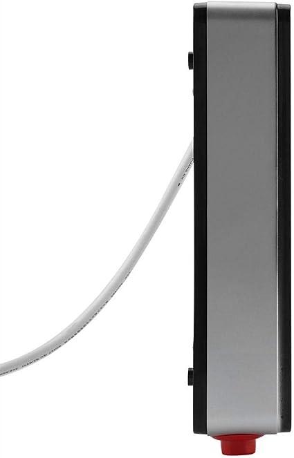 220V 6500W Sin Tanque Calentador de Agua el/éctrico instant/áneo para la Ducha del ba/ño en casa Termostato instant/áneo Pantalla Digital Calentador Acouto Calentador de Agua instant/áneo