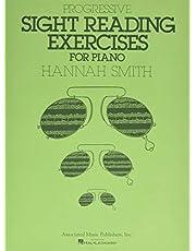 Progressive Sight Reading Exercises: Piano Technique