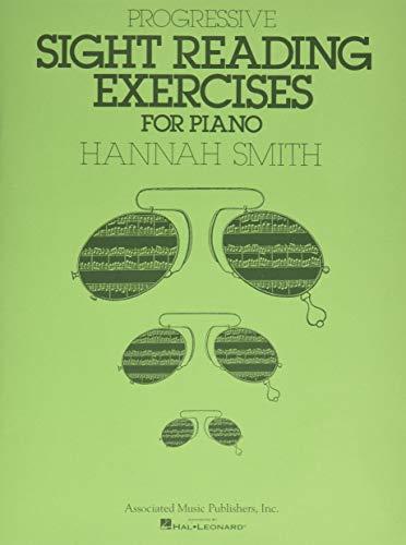 Book : Progressive Sight Reading Exercises: Piano Techniq...