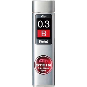 10tubes Pentel Ain Stein C279-2B 0.9mm Refill Leads