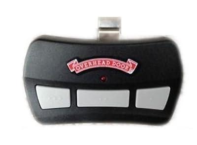 Overhead Door OCDTR-3 CodeDodger Three Button Garage Door Opener Remote