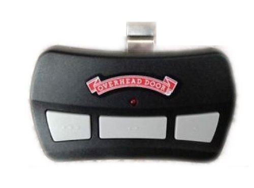 Overhead Door - OCDTR-3 - CodeDodger Three Button Garage Door Opener Remote for Vehicle's Visor