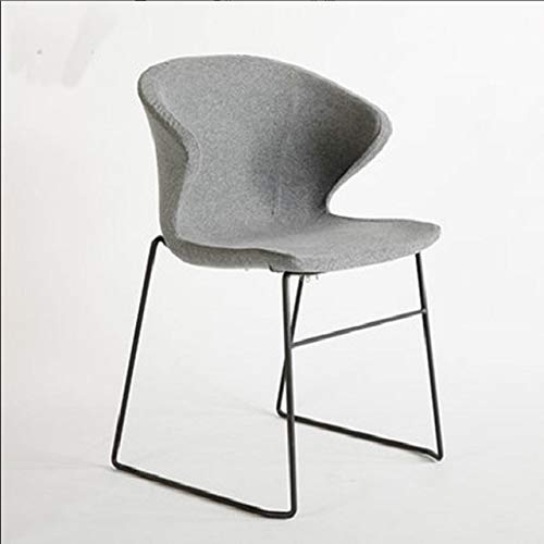 Zhangsihong Muebles para el hogar Nordic Dining Chair Silla ...
