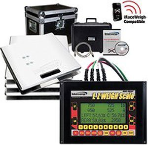 Intercomp 170124 E-Z Weigh Scale System SW500 ; ()
