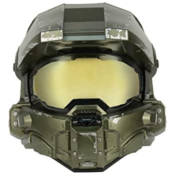 NECA Master Chief Motorcycle Helmet - Large