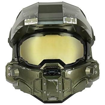 NECA Master Chief Motorcycle Helmet - Large