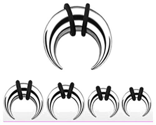Tunnels Tapers Pinchers Horseshoes Gauges product image