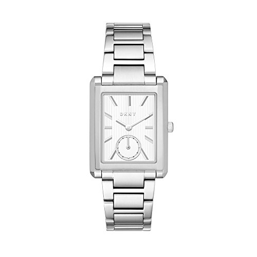 DKNY Women's NY2623 Gershwin Silver Watch