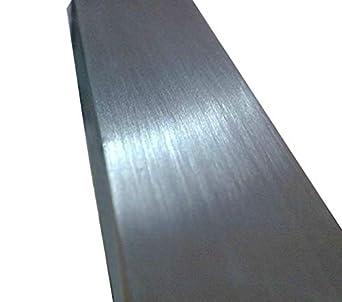 Amazon.com: 1 barra de placa de acero inoxidable 440C ...