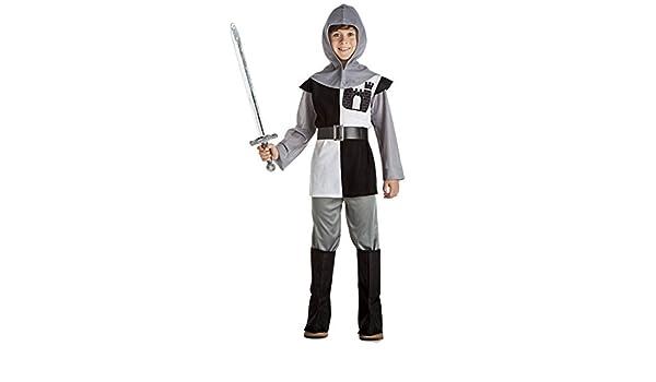 Disfraz de Caballero Medieval Niño (1-2 años): Amazon.es ...