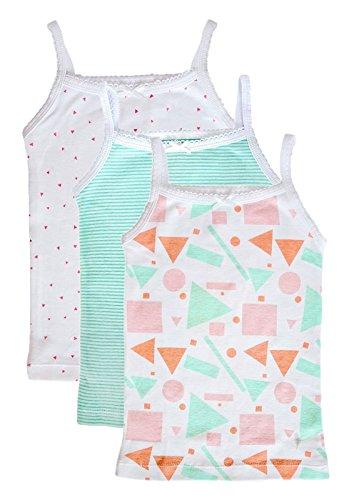 UPC 710051792358, Feathers Girls Mod Print Set Tagless Cami Super Soft Undershirts (3/pack) Mod Print 5