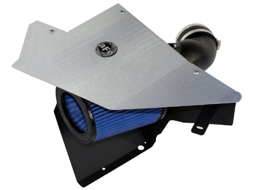 aFe Power Magnum FORCE 54-11012 BMW 3-Series (E9x) Performance Intake System (Oiled, 5-Layer Filter)