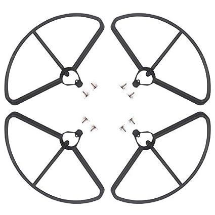 LanLan Accesorios del Dron para HUBSAN H501S X4, Hélices ...