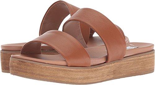 Steve Madden Women's Ganesa Tan Leather 6.5 M US