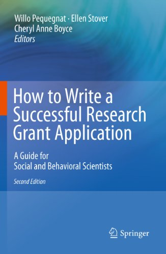 Download How to Write a Successful Research Grant Application: A Guide for Social and Behavioral Scientists Pdf