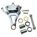 Springer Front End Brake Caliper Kit Right Side Chrome
