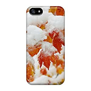 Shockproof/dirt-proof Early Snowfall Covers Cases For Iphone(5/5s)