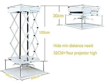 Ochoos - Soporte de techo para elevador eléctrico motorizado de ...