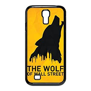 Samsung Galaxy S4 9500 Cell Phone Case Black Wolf Of Wall Street QTJ Unique Phone Case Active