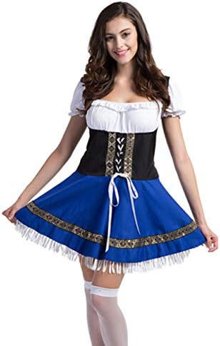 Colorful House Womens Oktoberfest Costume product image