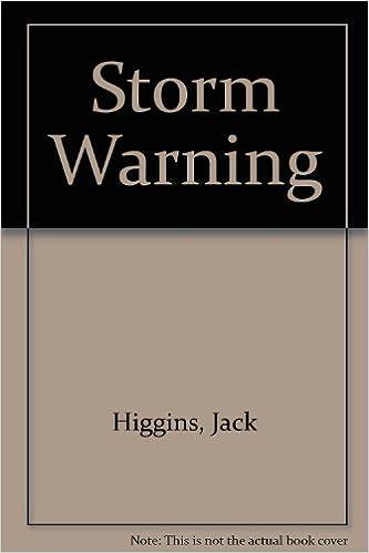 Télécharger gratuitement Storm Warning PDF PDB CHM