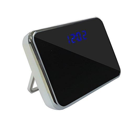 Spy Camcorder Clock - 4