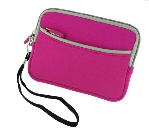 roocase-neoprene-sleeve-magenta-carrying-case-for-iomega-ego-1tb-portable-hard-drive-usb-30-35327-bl
