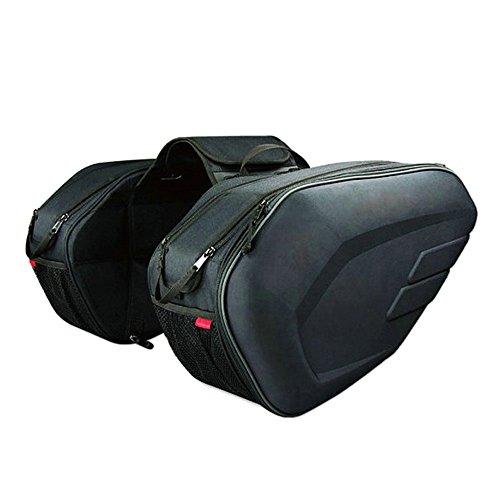 a2a48b8321ef Vogvigo Saddle Bag / Motorcycle Side Helmet Oxford Riding Travel ...