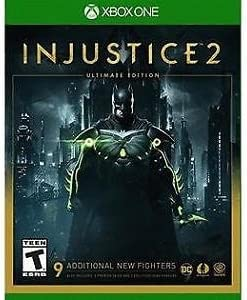 Amazon.com: Injustice 2 for Xbox One rated T - Teen: Video Games