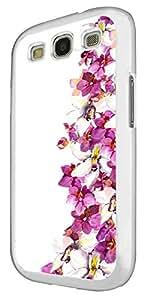622 - Shabby Chic Wild Flowers FleursDesign For Samsung Galaxy S3 i9300 Fashion Trend CASE Back COVER Plastic&Thin Metal
