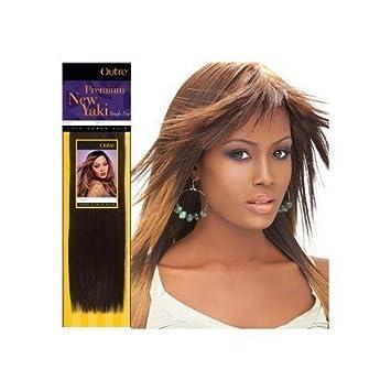 Amazon outre premium human hair new yaki weaving hair outre premium human hair new yaki weaving hair extension 10quotm 1 pmusecretfo Choice Image