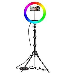 Comprar Aros con Luz de Colores RGB baratos