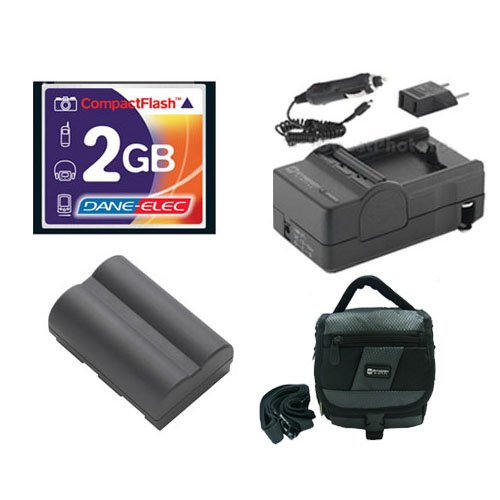 (Canon Powershot G1 Digital Camera Accessory Kit includes: SDBP511 Battery, T44654 Memory Card, SDM-116 Charger, SDC-27 Case)